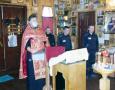 ИК-5 г.Владимира посетил помощник начальника по организации работы с верующими протоиерей Михаил Кочетков